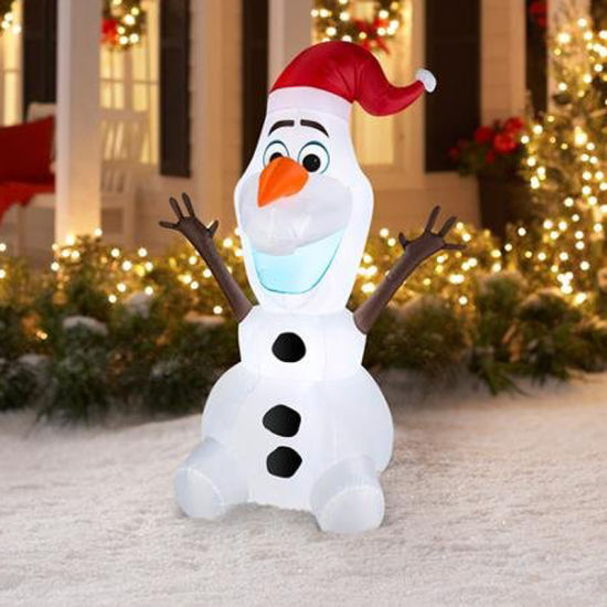 Christmas Holiday Family Party Outdoor Funny Inflatable Snowman Display pictures & photos