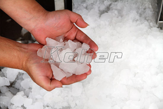 Ice Crusher Machine for Big Ice Blocks pictures & photos