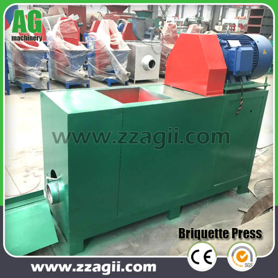 Factory Direct Price Mechanical Wood Briquette Mahchine Briquette Pressing Machine pictures & photos