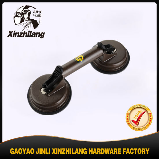 150kg Heavy Duty Cheap Price Four Cups Glass Suction Cups Hand Tools pictures & photos
