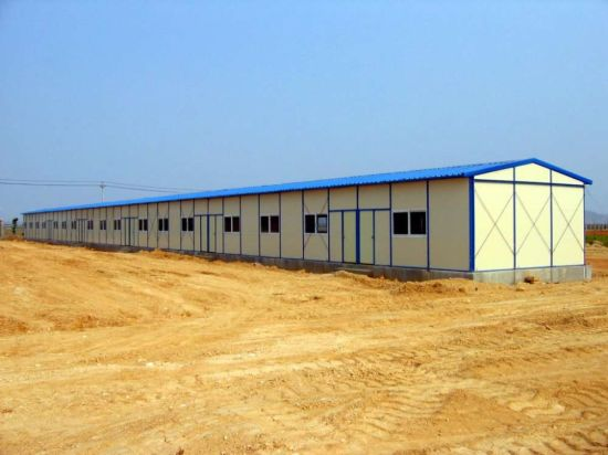 K Type Formwork House for Workers