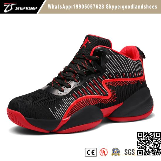 New Release Boys Fashion Casual Outdoor Sport Shoes Basketball Shoes for Men 6039