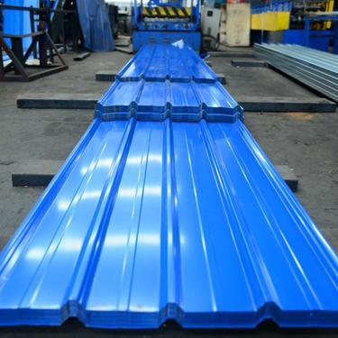 Good Price 22 Gauge Corrugated Galvanized Roofing Color Coated Steel Sheet