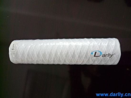 30 Inch 5 Micron PP Yarn Filter Cartridge