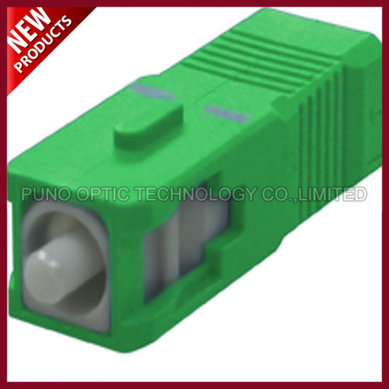 Chinese 2.0mm Fiber Optic SC Singlemode APC FC Connector Supplier pictures & photos