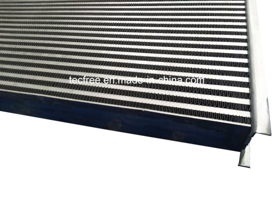 Aluminum Welded S Charge Air Core