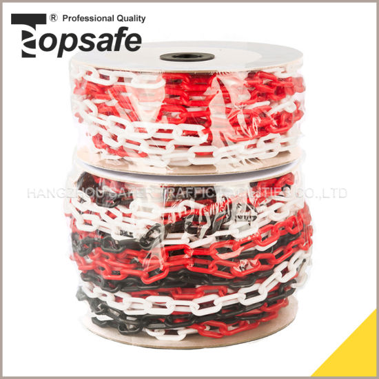 Plastic Warning Caution Chain for Wholesale (S-1602) pictures & photos