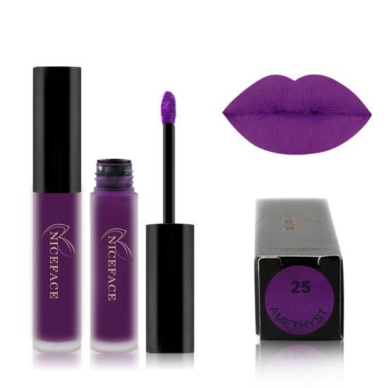 Small Quantity Cosmetic Women's Liquid Lipstick