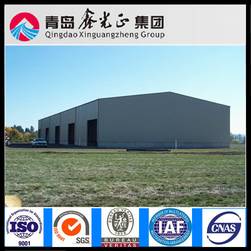 SGS Approved Steel Structure Warehouse (SS-70)