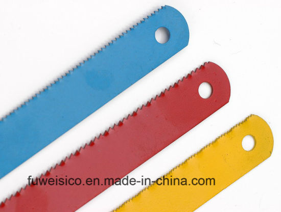 Hack Saw Blade 300X18tpi for Metal Cutting. pictures & photos