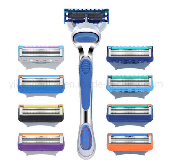 Razor Handle Compatiable for Gillette Fusion Series Five Blades