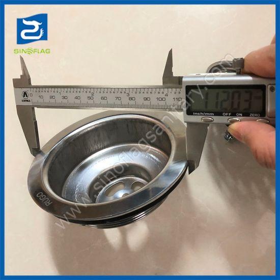 China Kitchen Sink 3 1 2 Inch Stainless Steel Drain