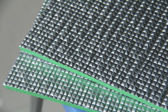 Flame Retardant/Insulation XPE Foam with Aluminum Foil