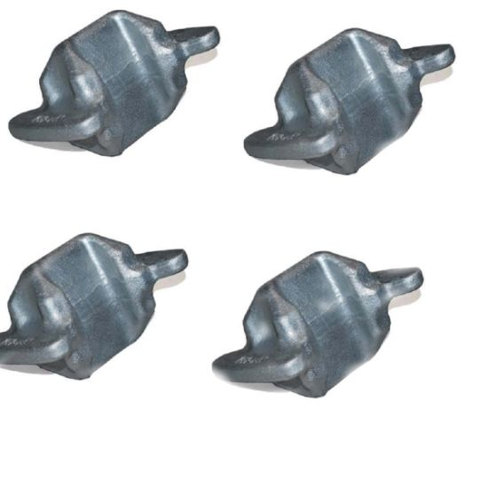 Investment Casting Customized Container Accessories Steel Stacking Cones
