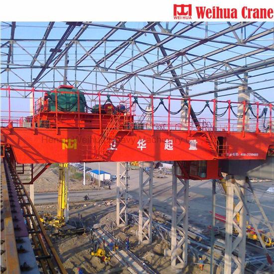Weihua Qdy 50t Metallurgy Crane