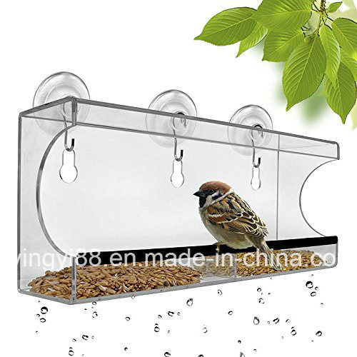 Top Selling Acrylic Bird Cages for Garden (YYB-8483) pictures & photos