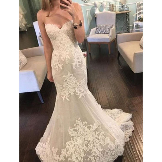 Mermaid Ball Gown Wedding Dresses Thumbmediagroup