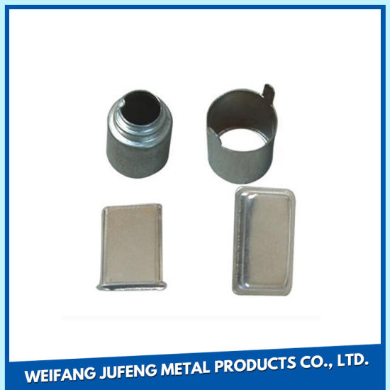Sheet Metal Fabrication Automobile Parts with Stamping