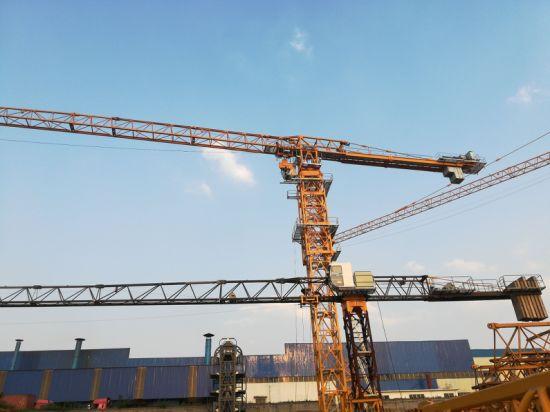 Dahan 6t Qtz80 (5512) Topless Tower Crane