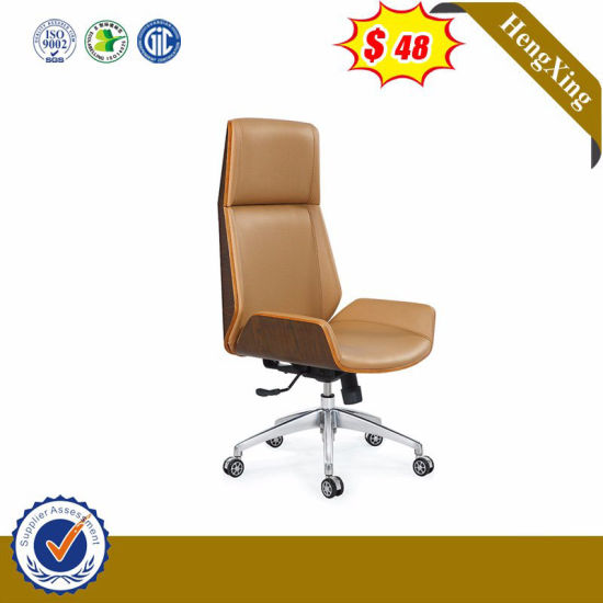 Modern Furniture Wholesale High Back Leather Leisure Chair (HX-NCD452)