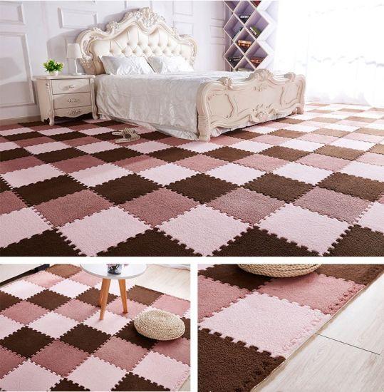Basketball Pattern Round Floor Yoga Mat Bedroom Decor Carpet Kids Play Area Rugs