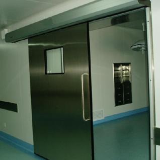 Automatic Hermetic Door with Ce Mark, Airtight Sealed X-ray Hospital Door