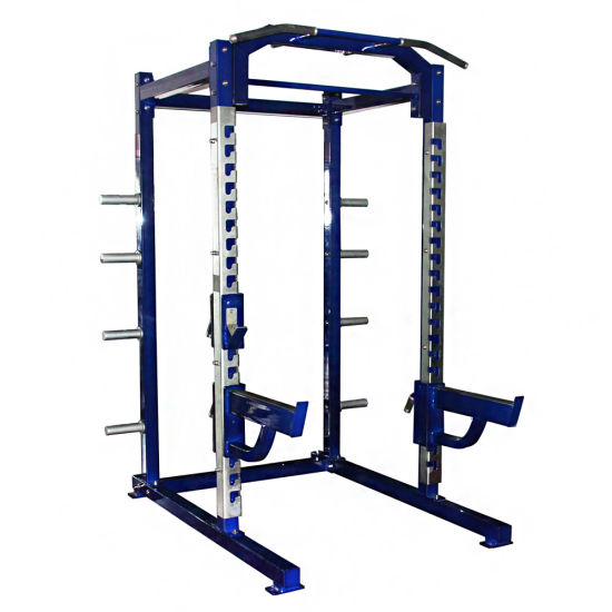 Power Cage Plate Loaded Fitness Machine Commercial Gym Equipment