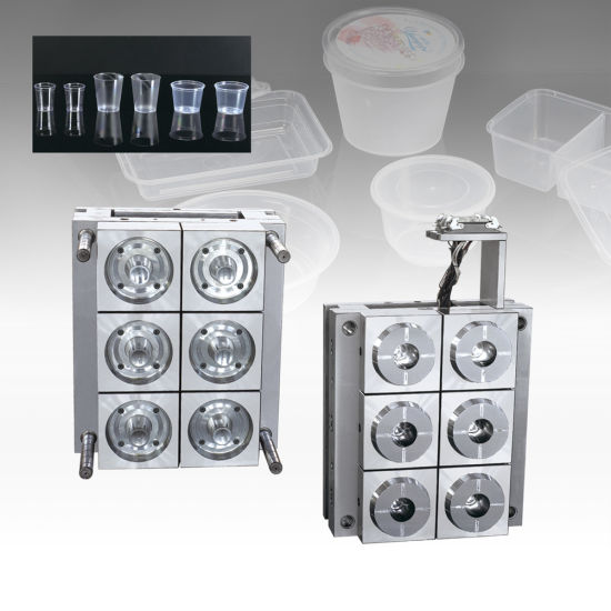 Thin-Wall Product Mould (Thin-wall cup mould) pictures & photos