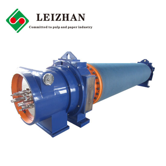 Paper Mill Vacuum Suction Press Roll for Tissue Paper Machine