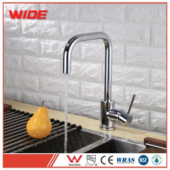 wholesale long neck kitchen faucet with watermark standard china rh gdwide en made in china com kitchen faucet manufacturers reviews kitchen faucet companies list