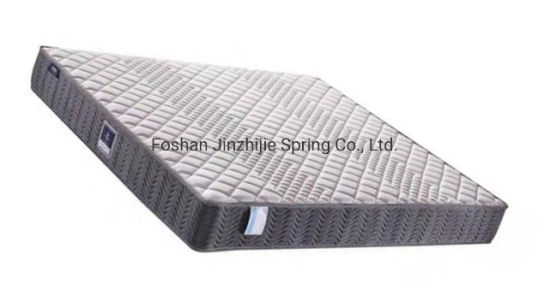 Handmade Natural Latex Zone-Pocket-Coil-Spring Mattress in Furniture-Hotel-Home-Bedroom Mattress in-China-Factory