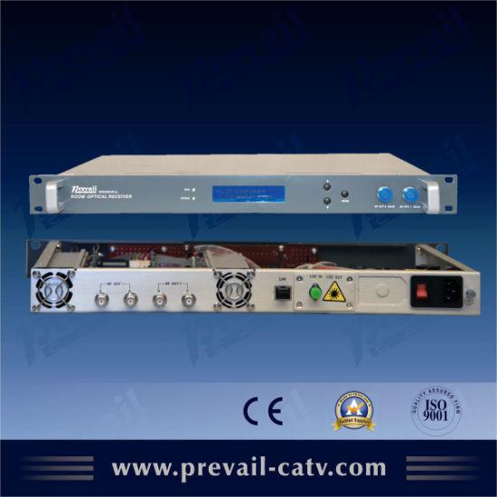 Best Price of CATV Micro Optical Receiver AGC