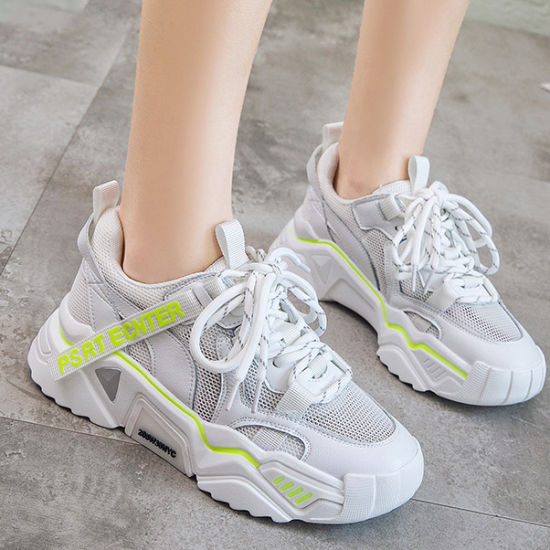 China Discount Leather Shoes Sports