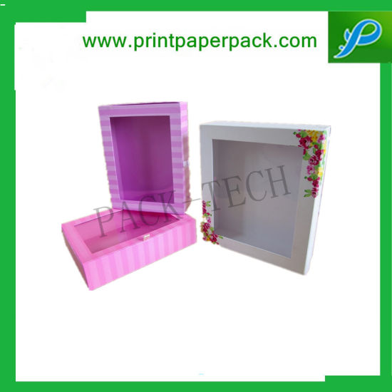 Custom Display Boxes Packaging Bespoke Excellent Quality Retail Packaging Box Paper Packaging Retail Packaging Box Food&Beverage Box Pie Box pictures & photos
