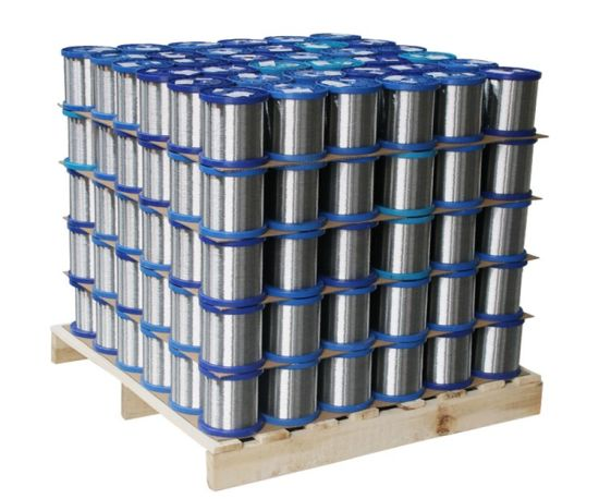 AISI Swg 19 Gauge Annealed and Soft Stainless Steel Wire in Spool Packing
