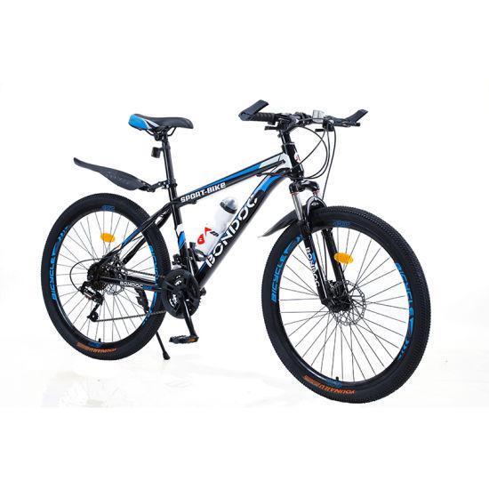 Factory Supply 26 Inch 21/24/27/30 Speed Disc Brake Folding Mountain Bike/Foldable Bicicleta