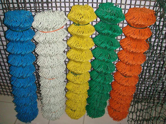 Galvanized and PVC Coated Hexagonal Chain Link Wire Netting pictures & photos
