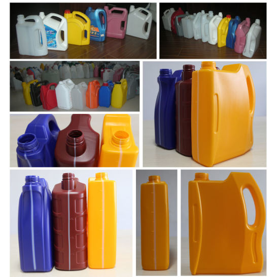 China Factory Extrusion HDPE Bottle Blow Molding Machine pictures & photos