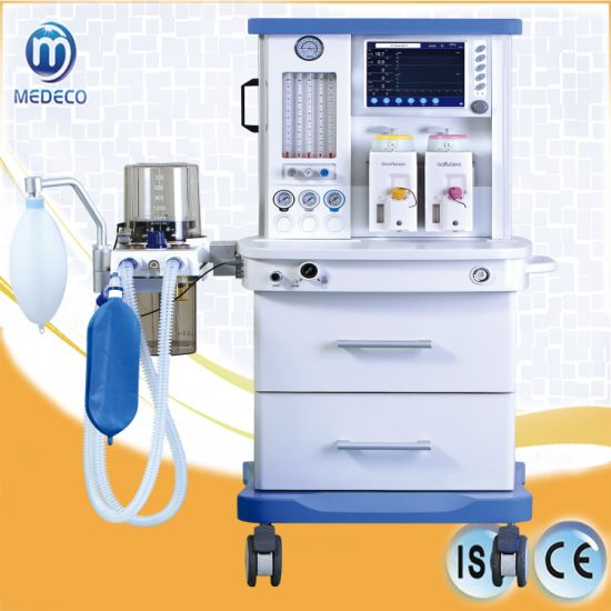Medical Equipment Me 6100 Ventilator Anesthesia System pictures & photos