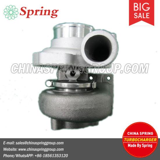 China Spare Parts Turbo Charger Hx25 3599877 Turbocharger - China