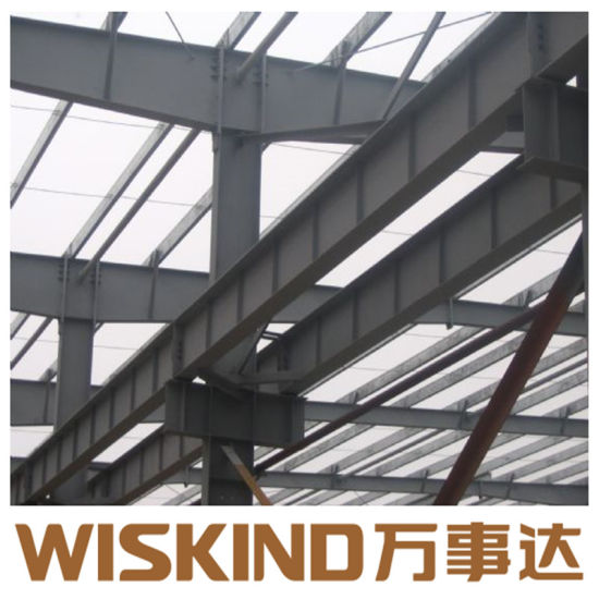 Q235B Q345B Low Price H-Section Steel Structure Building Materials pictures & photos