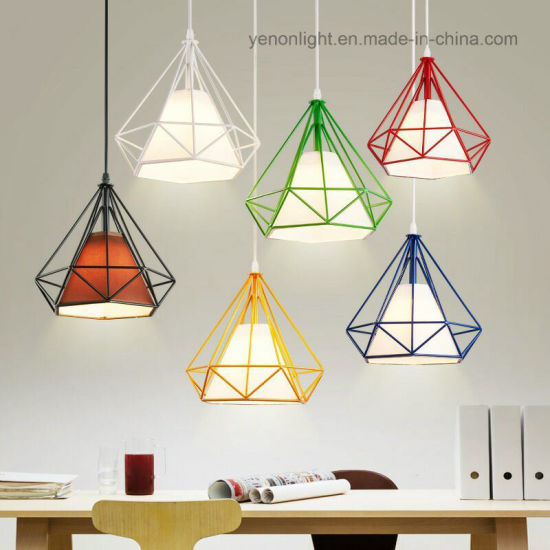 China Nordic Modern Pendant Lamp Bedroom Bedside Creative