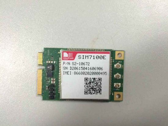 SIM7100e 2g/3G/4G Lte-FDD Module for GPS Tracker/M2m Products/Iot  Communication 4G Module with Support Europe Band