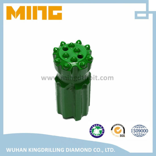 Chinese Manufacture Waveform Thread Button Bits Mtn51f5r32 for Rock Drilling