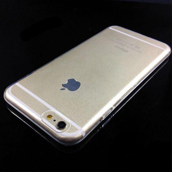 Ultra Thin Transparent Phone Case for iPhone 8 7 Plus 6 6s Plus