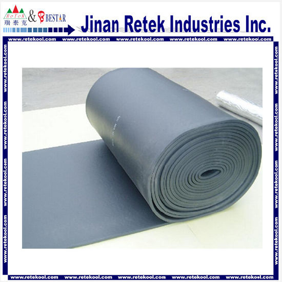 China Waterproof Closed Cell Heat Insulation Foam Rubber Adhesive