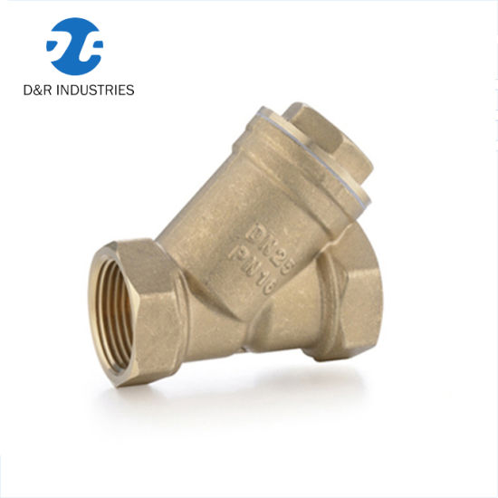 Brass Y Type Strainer High Quality