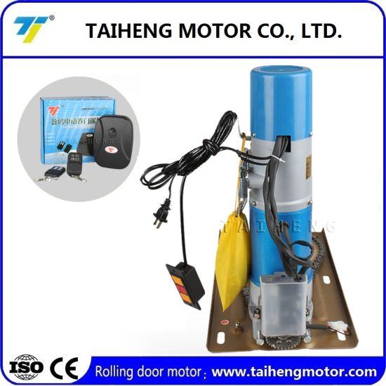 600kg AC Shutter Rolling Door Motor Controling by Mobile