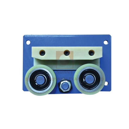 Φ 70mm Wheel Diameter Villa Eelvator Spare Parts Guide Shoe (SN-RGS-H06)