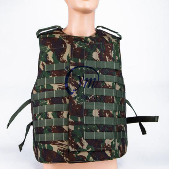Factory Customized Camouflage Military Tactical Bulletproof Vest